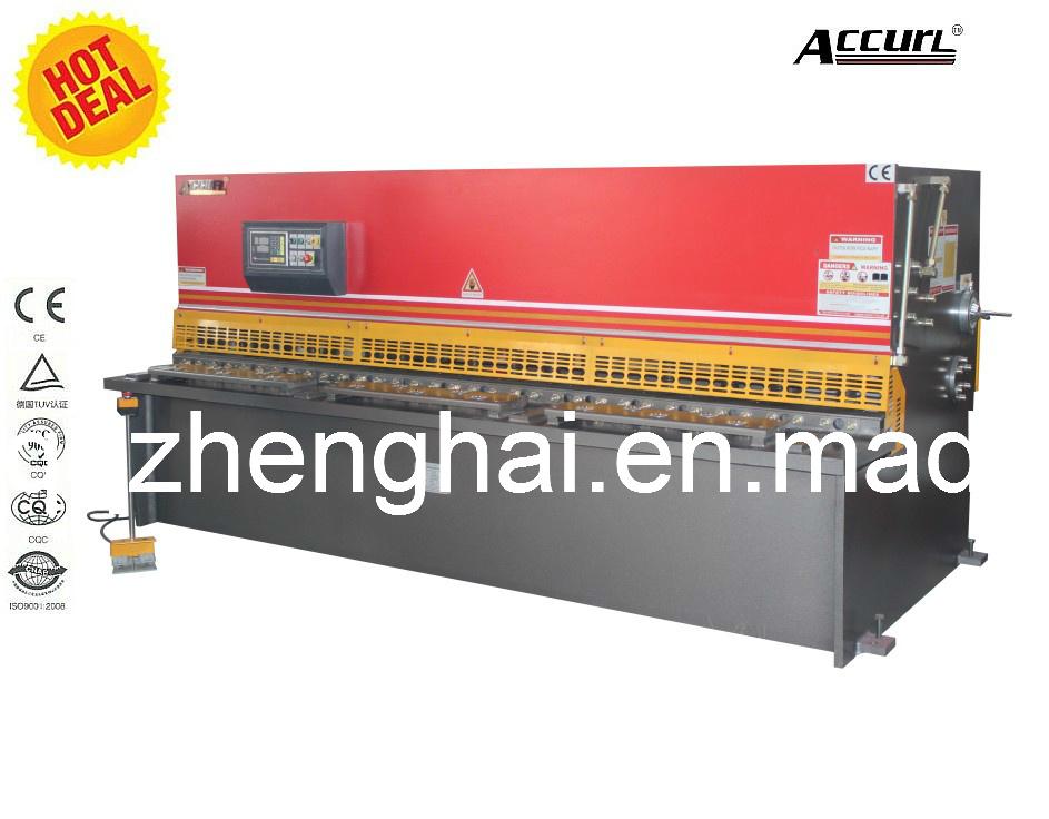 Hydraulic Shearing Machine / Mechanical Shearer / Cutting Nc Machinery