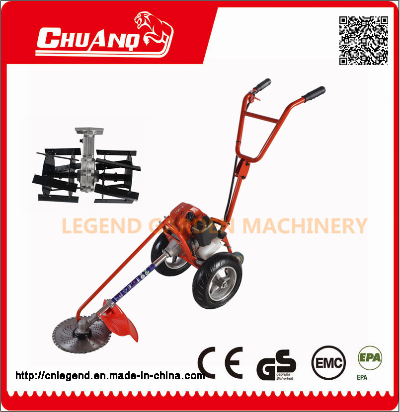 Brush Cutter Price with Wheel