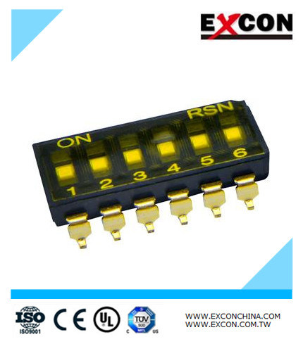 DIP Switch for Piano Excon Rmr-06