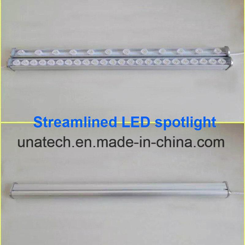 Outdoor Billboard Solar LED Streamlined Light