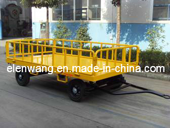 Gse Baggage Cart Cargo Trailer for Airport Trolley
