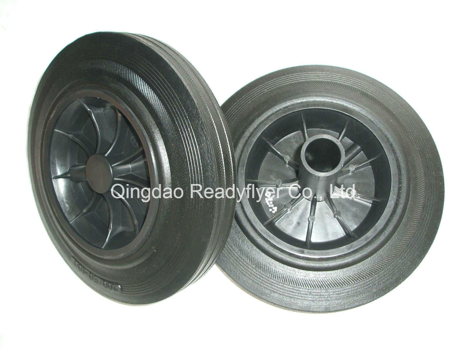 120L or 240L Garbage Bin Axles Wheels