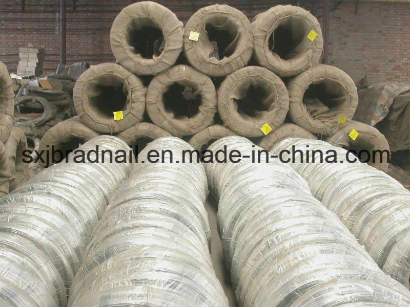 Galvanized Iron Wire (really factory)