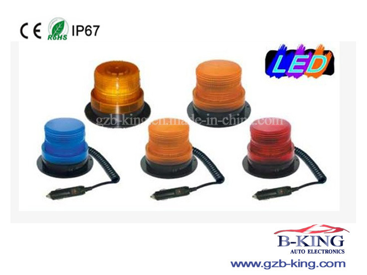 E-MARK Approved DC12-80V Car LED Beacon Light