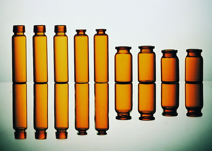 Competitive Amber Glass Vial Hot Selling in Overseas Markets