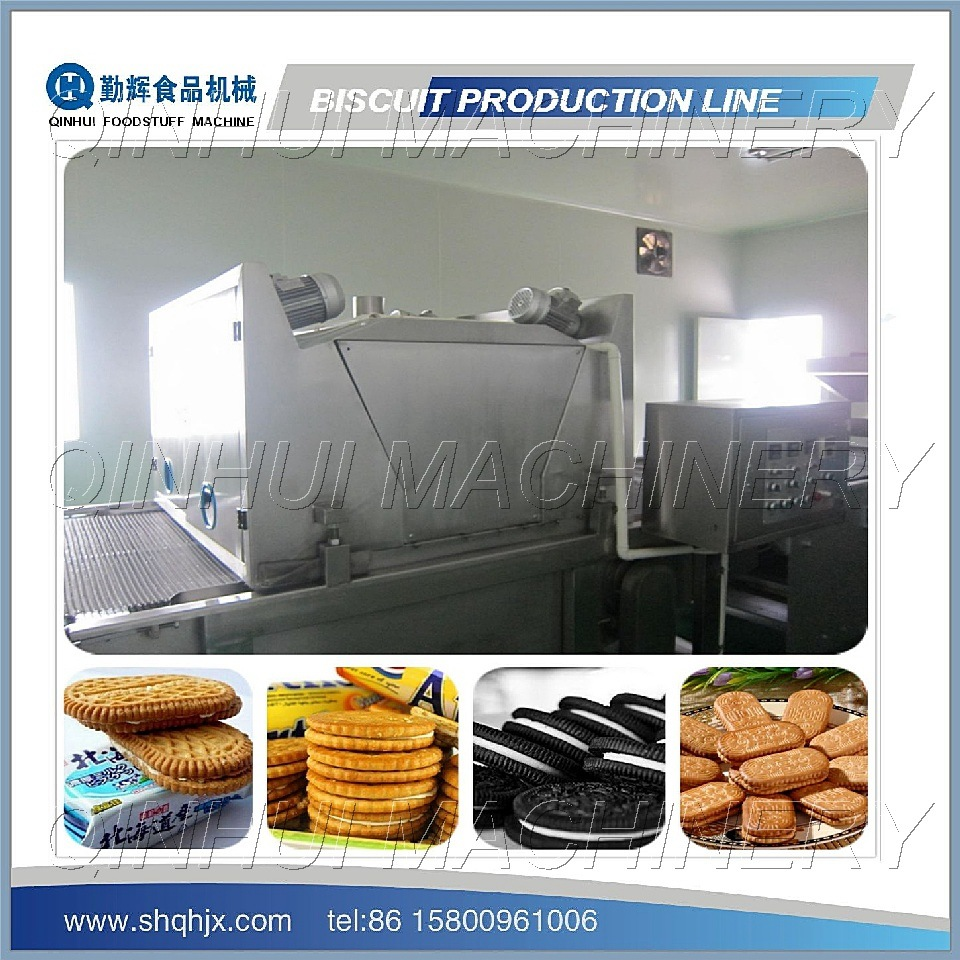 Fully Automatic& Multifunctional Making Machinery for Biscuit