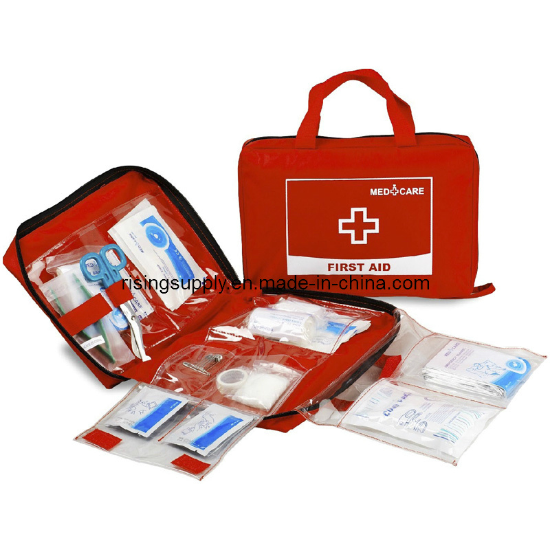 Travel First Aid Kit (HS-026)