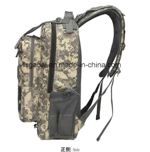 1000d 3p Soft Back Type Military Tacticial Gear Sports Rucksack Travel Backpack Bag