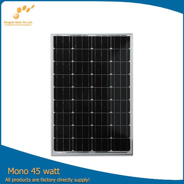 Competitive 135W Solar Panel (SGM-135W)