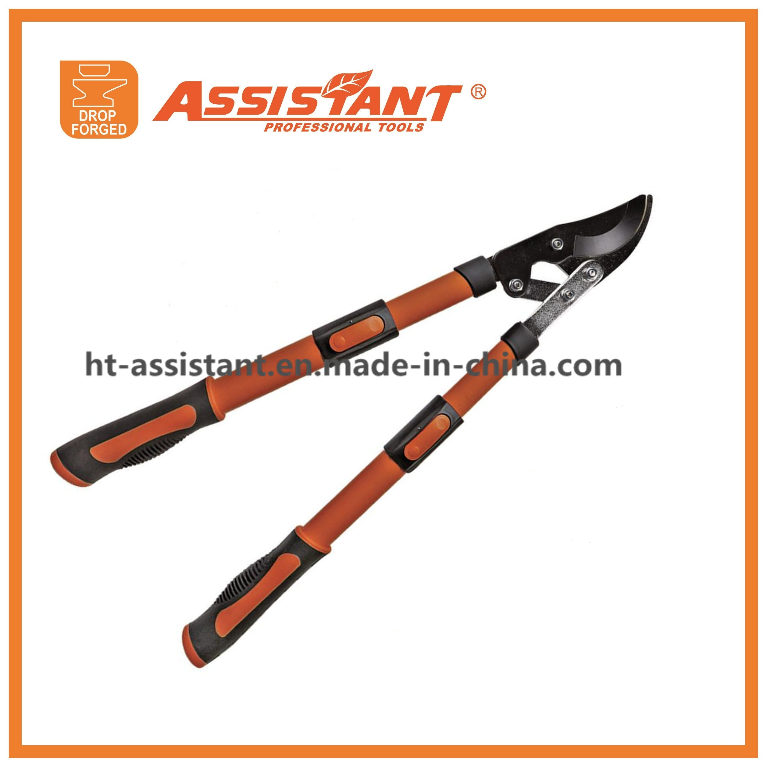 Easy Cut Forged Blade Bypass Loppers with Extendable Handles