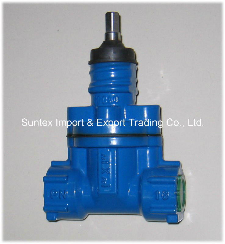 House Connection Valve, Service Valve, Flat Type
