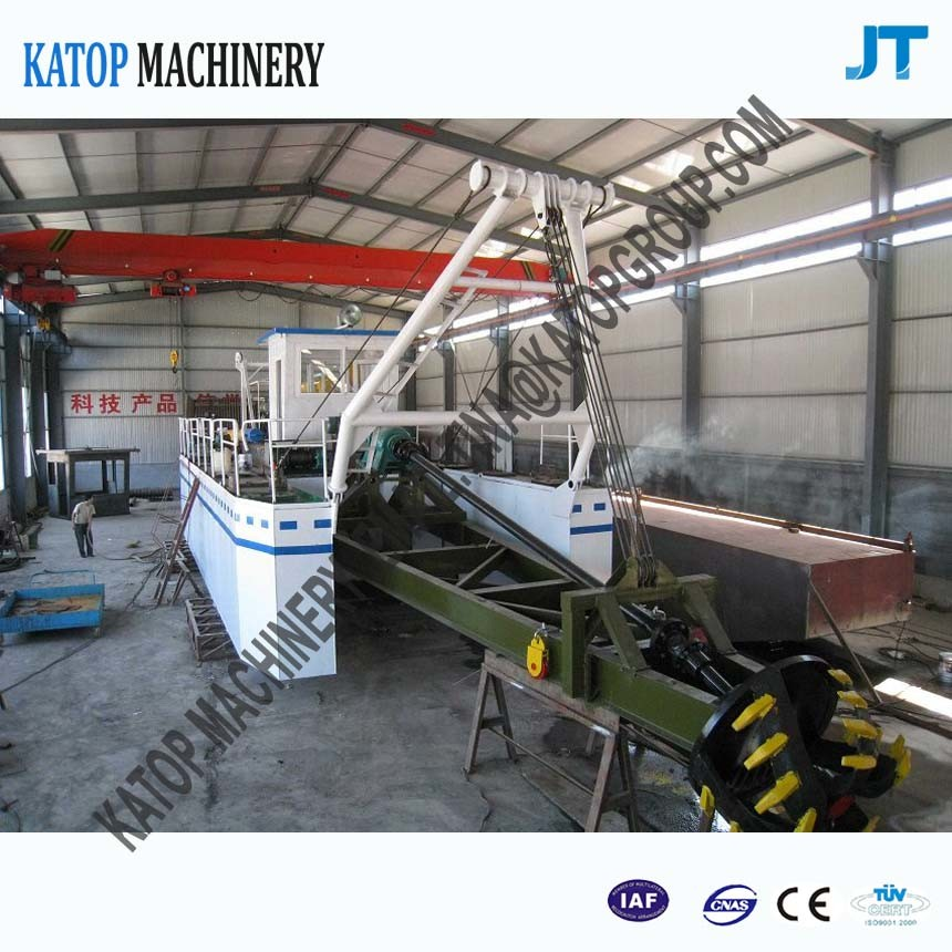16inch Sand Dredging Equipment Dredger Machine Sand Dredger