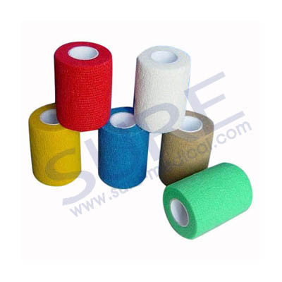 Professional CE FDA Elastic Crepe Bandage with Different Size