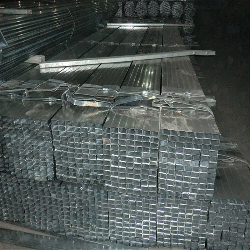 20X40mm Pre-Galvanized Steel Tube for Desk Furniture