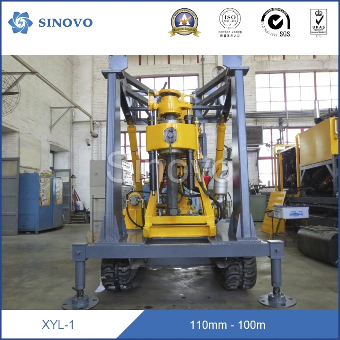 Beijing Sinovo Spindle Trailer Type Core Drilling Machine