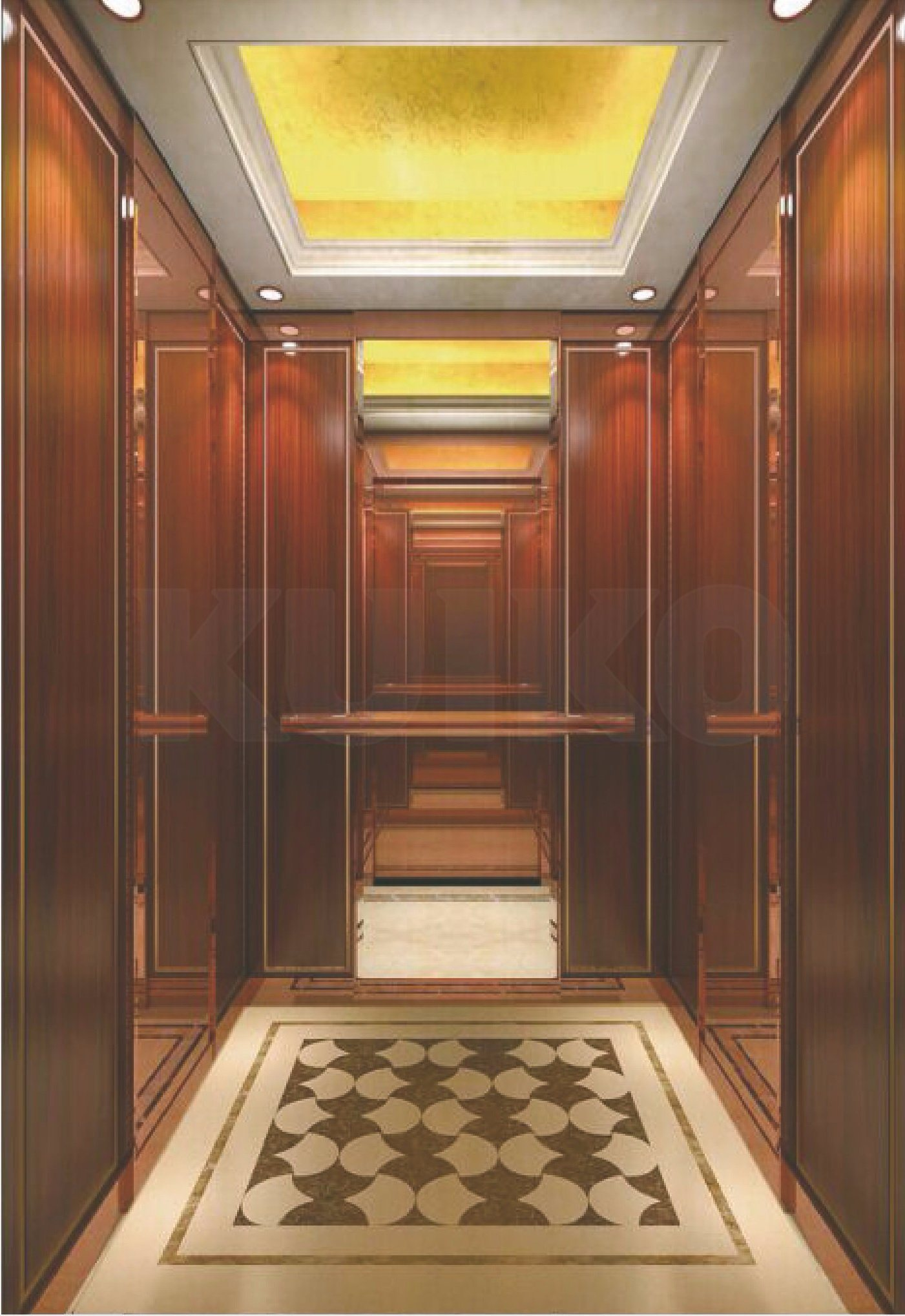 Hotel Car Elevator for Passenger