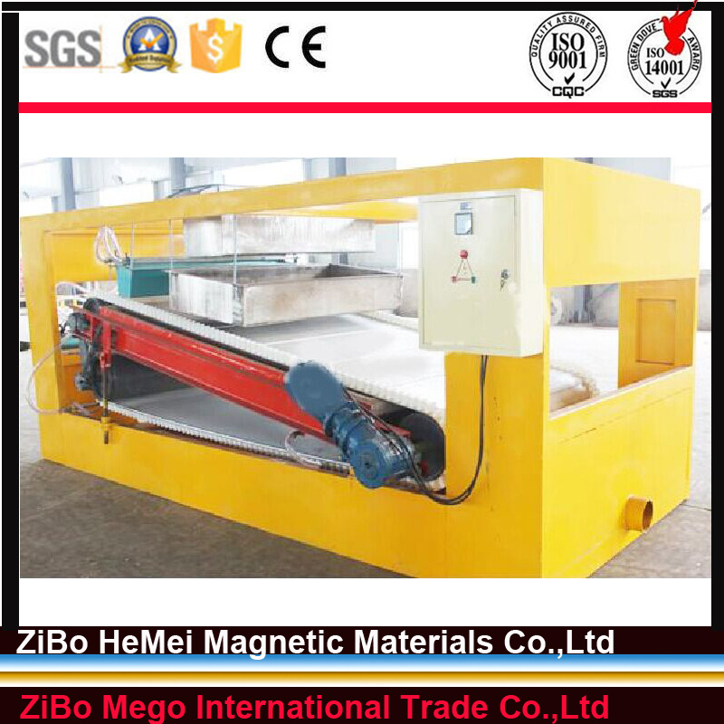 Plate-Type Magnetic Separator for Ores and Kaolin, Silica Sand, Quartz