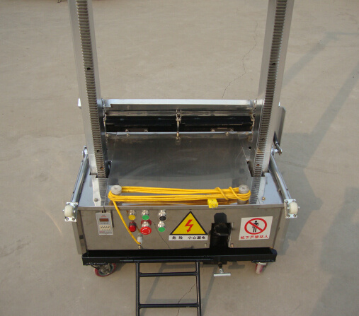 Automatic Wall Rendering Machine Plastering Machine