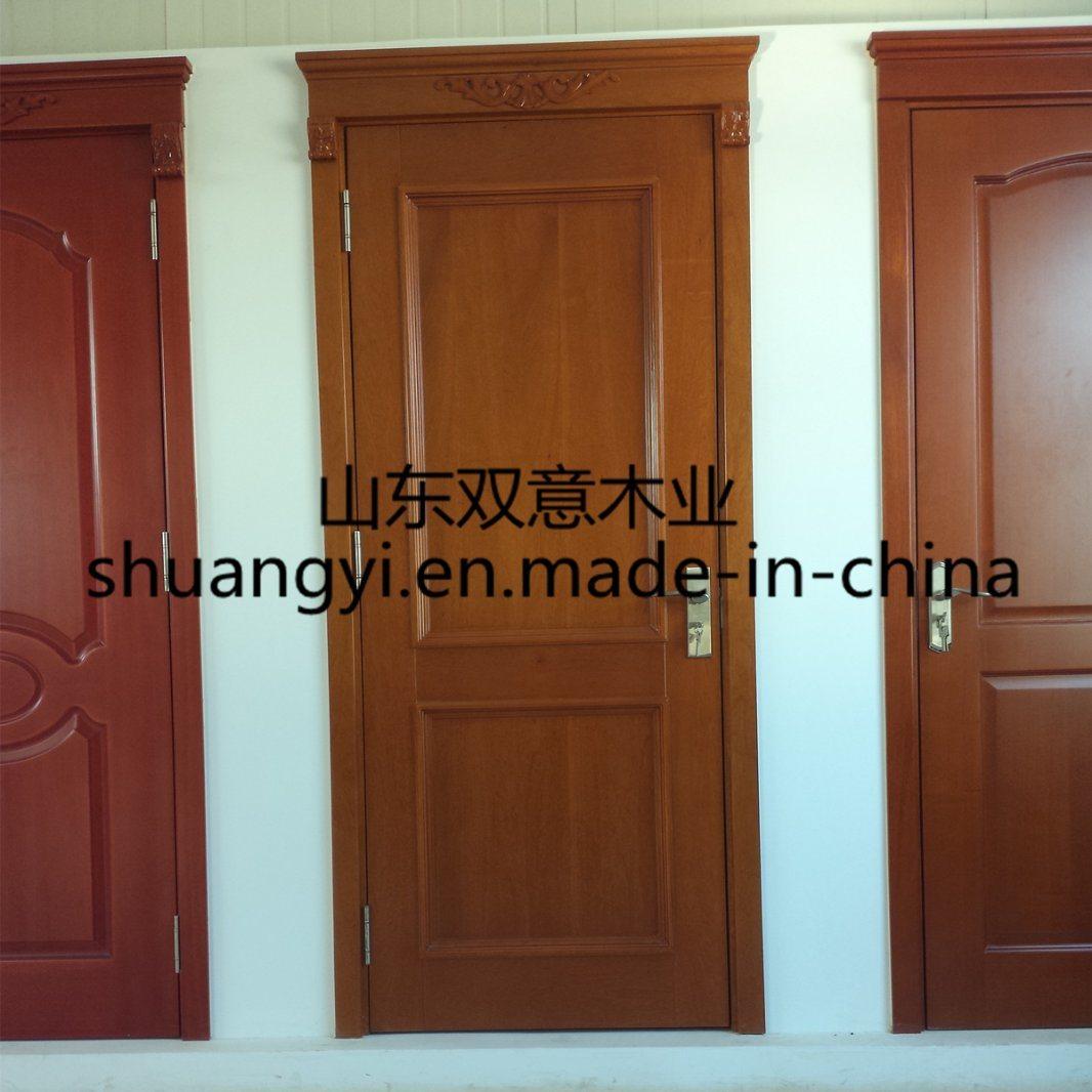 Bedroom Entrance Main Teak Wood Door Design