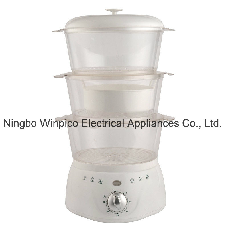 Electronic 2-Tier 5-Quart Food Steamer