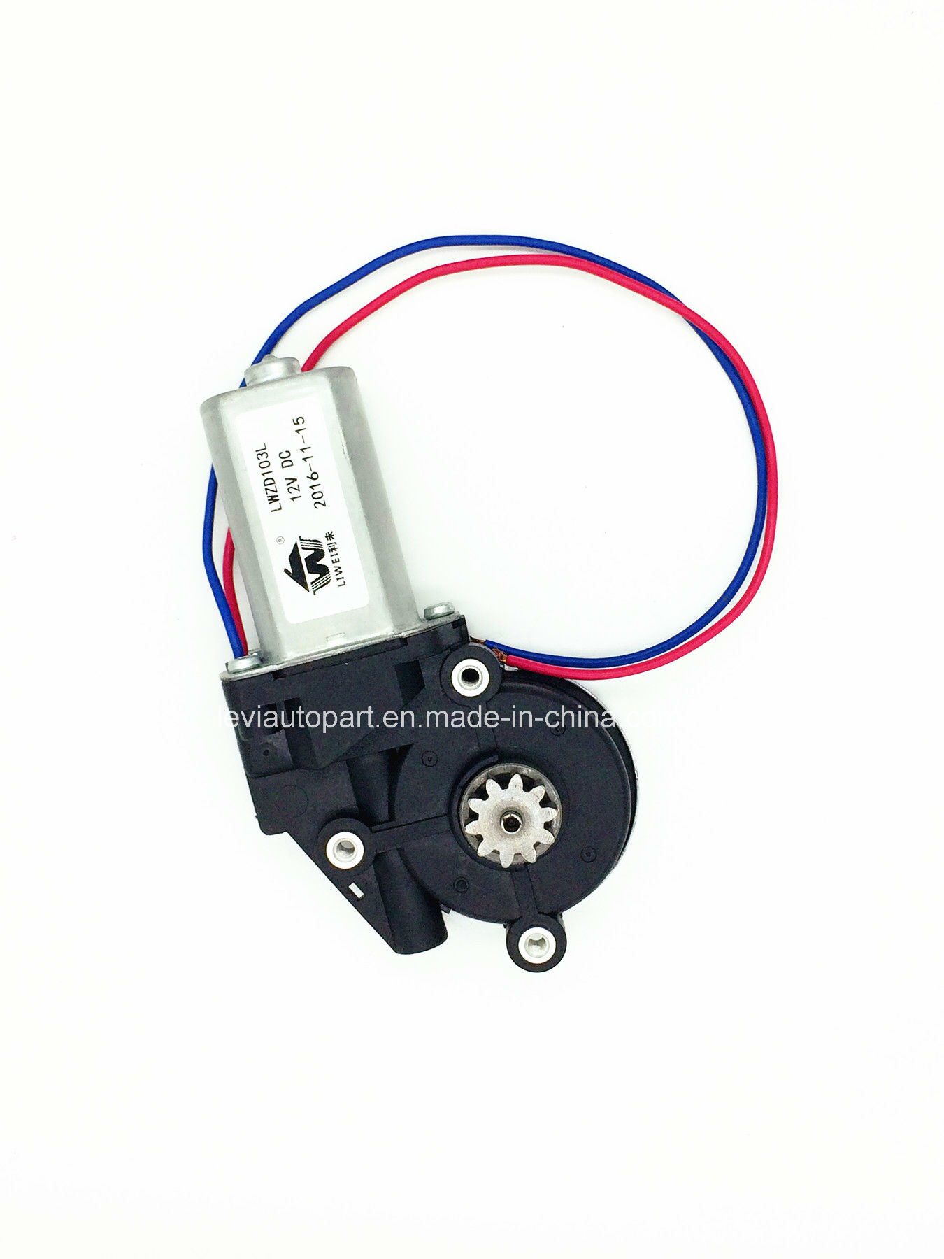 3 Holes Power Window Motor