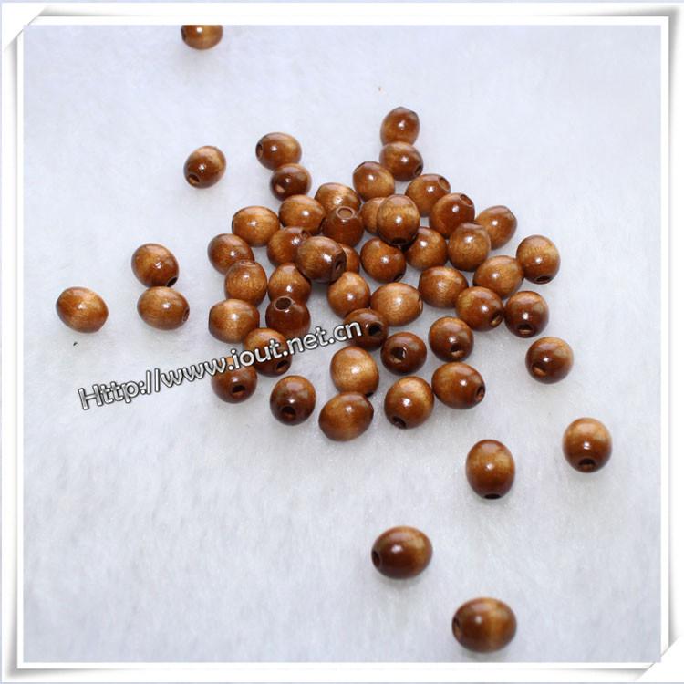 Colourful Bulk Wooden Beads Wholesale (IO-wa030)