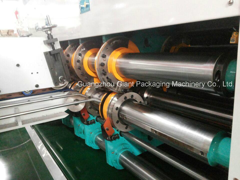 Slotter Unit for Carton Machine