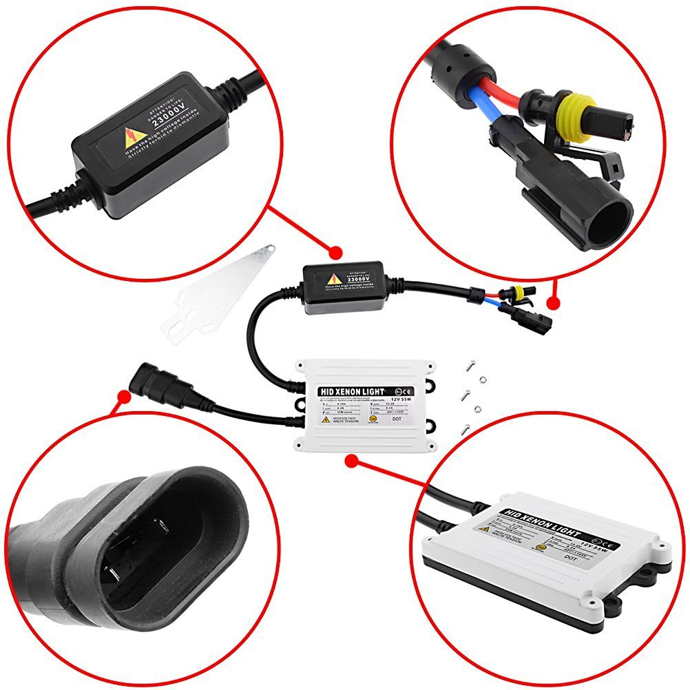 China Matec Factory Price 12V 35W 55W Xenon HID Kits China