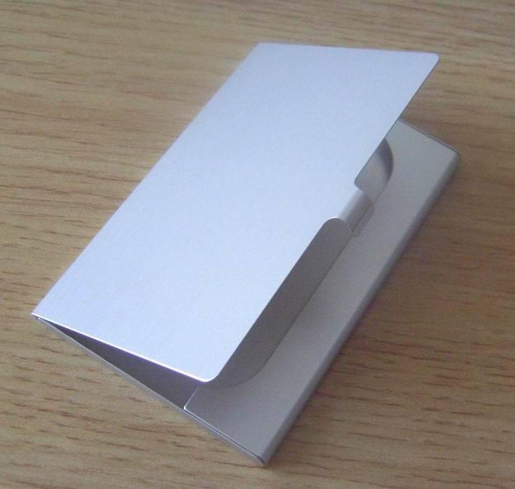 Aluminum Business Card Holder Metal Business Card Holders