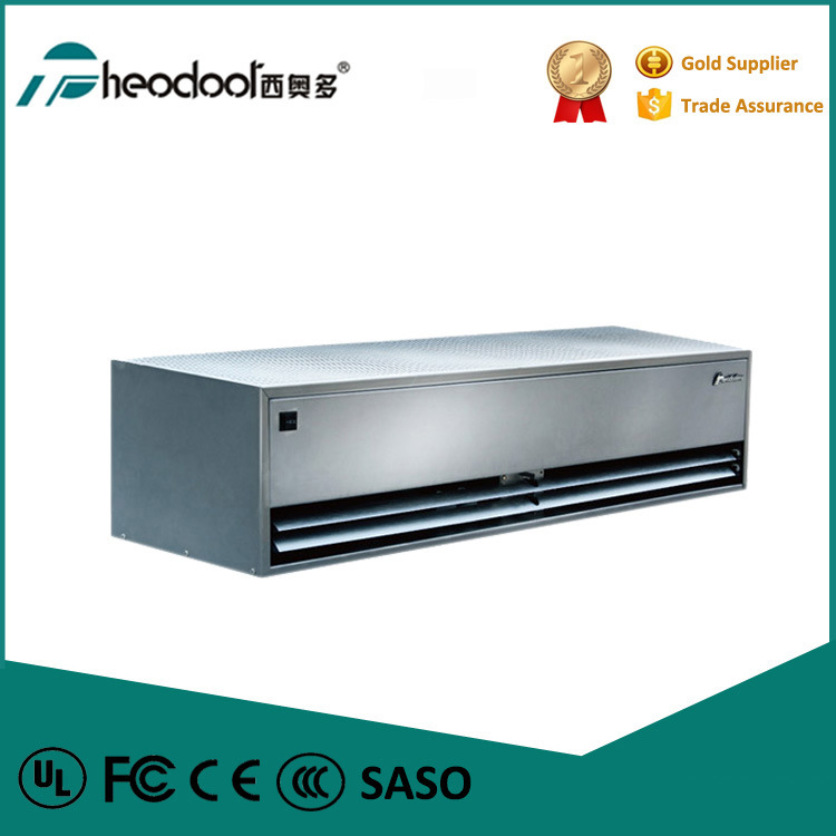 Stainless Steel Cross Flow Industrial Air Door/Air Curtain for Facotory