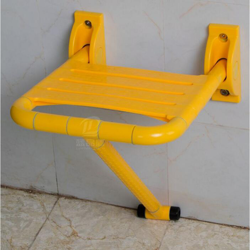 Hot Sale Wall Mount Shower Seat for Elderly and Disabled