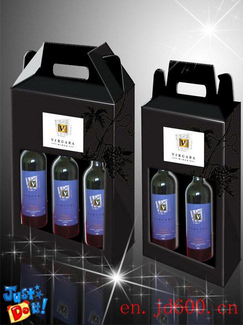 Wine Gift Box/Gift Wine Box//Red Wine Packaging