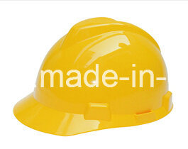 2017 New Style ABS Material Workshop Cheap Safety Helmet and Caps