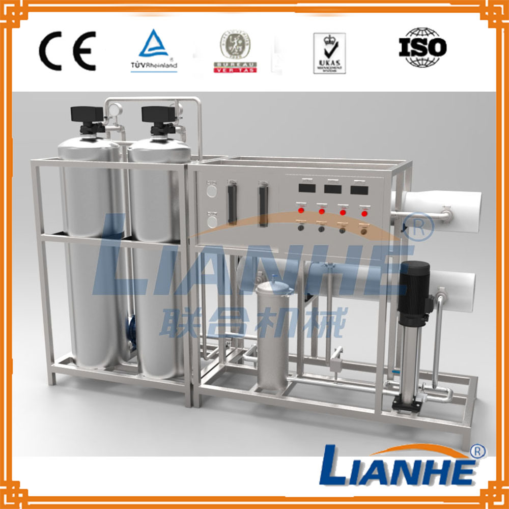 High Efficiency RO System Water Filtration Filter Treatment System