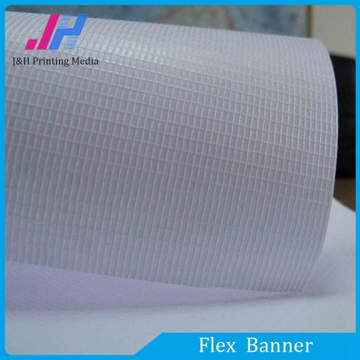 High Glossy PVC Frontlit Flex Banner