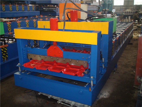840 Automatic Press Tiles Making Machine Glazed Tile Making Machine