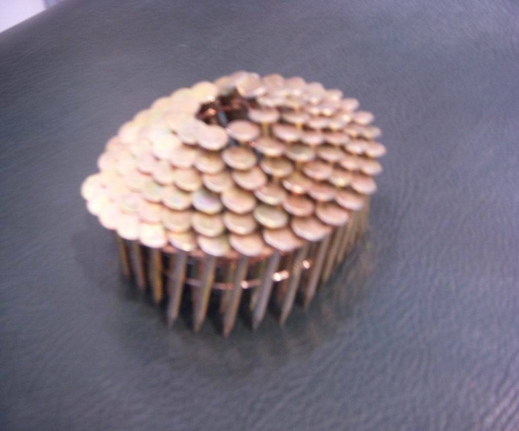 Copper Coated Coil Nail Welding Wire
