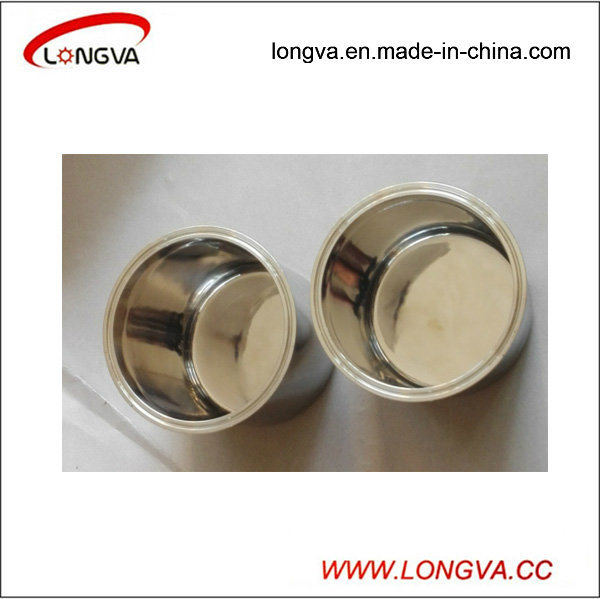 Sanitary Stainless Steel Tri-Clamp Pipe Tube Fitting