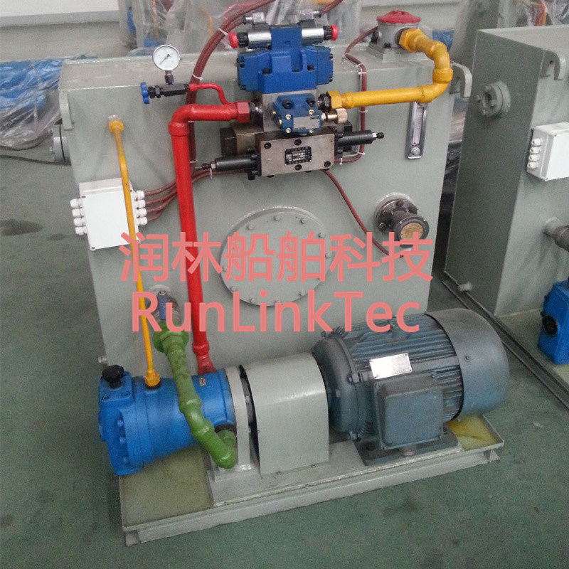 Fork Steering Engine Marine Equipment
