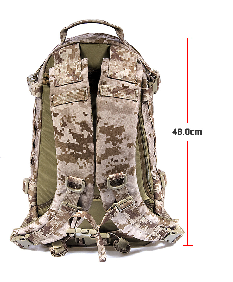 Tactical Module System Military Hiking Camping Backpack