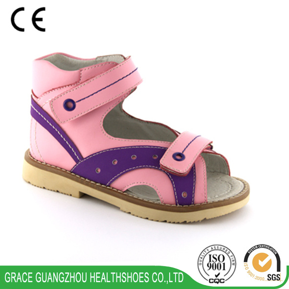 Grace Health Shoes Orthotic Sandal with Thomas Heel