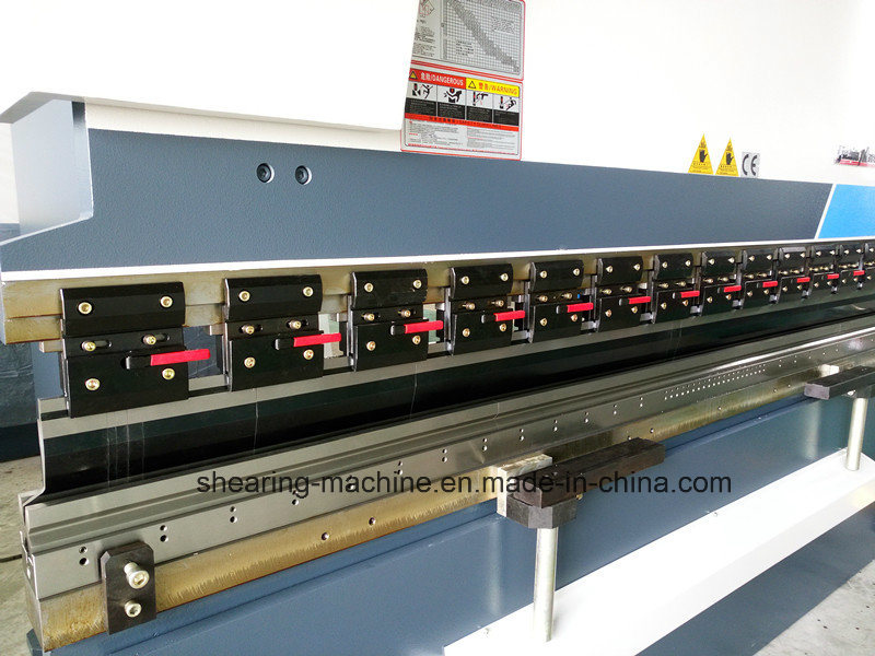 Jsd Wc67k-100t*3200 Sheet Metal Hydraulic Folding Machine