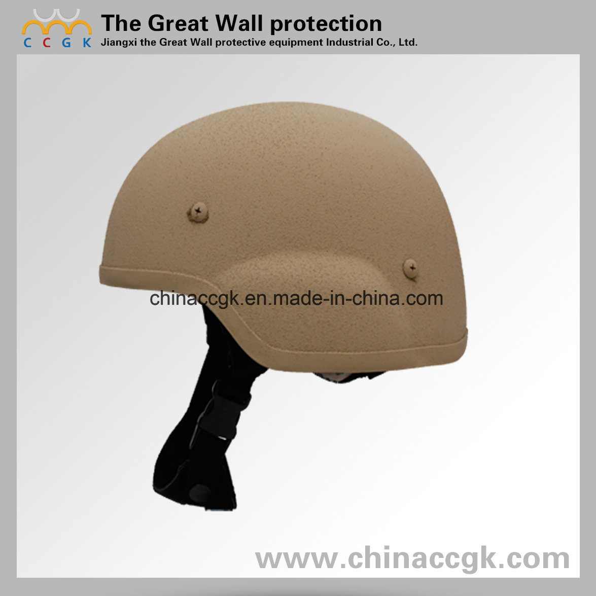 Mich 2000 PE /Kevlar Nij Iiia Ballistic Helmet