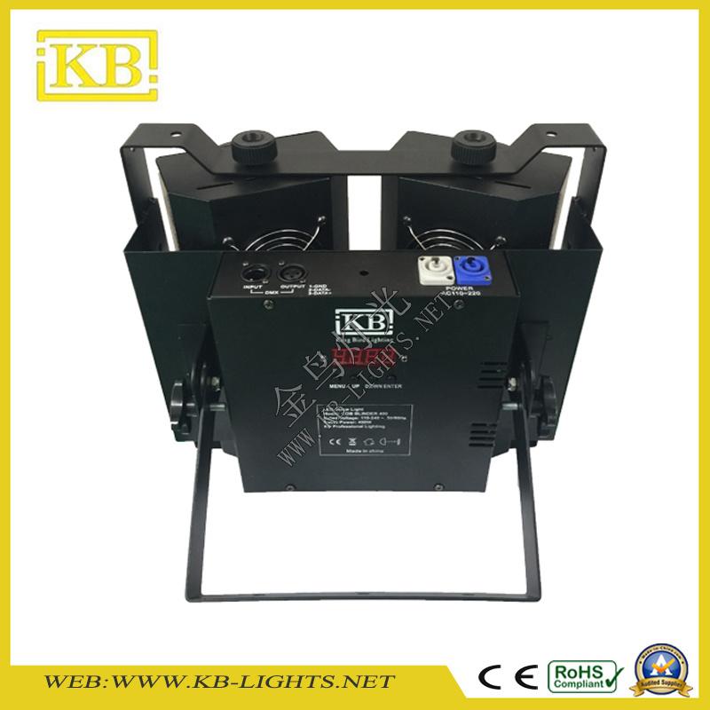 High Brightness 4eyes 4*100W LED COB Blinder Light