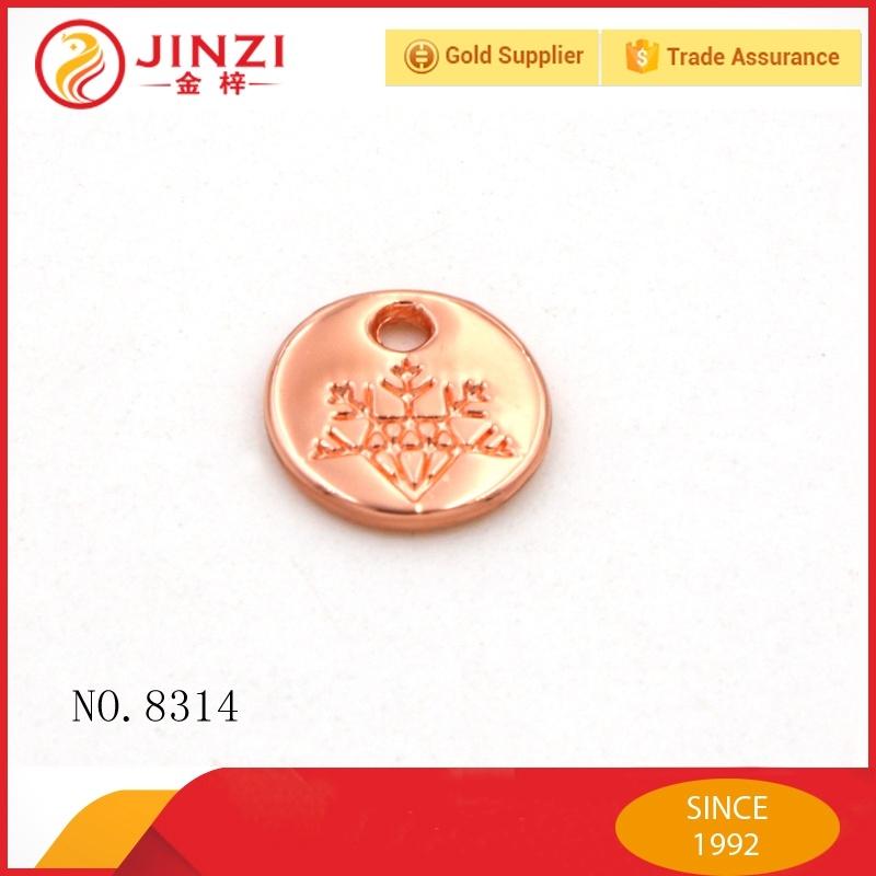 Personalized Custom Logo Name Brand Metal Coin/Badge