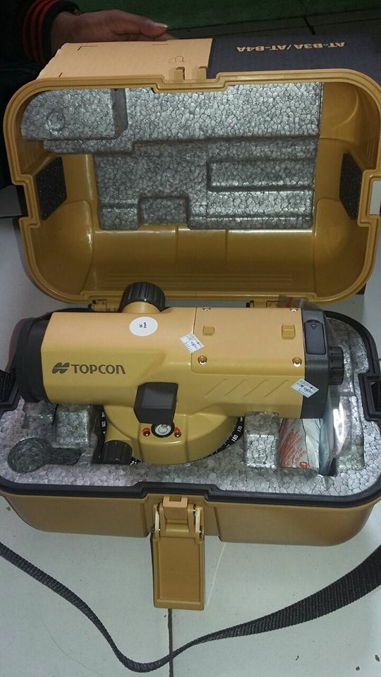 Topcon New Model at-B4a Auto Level