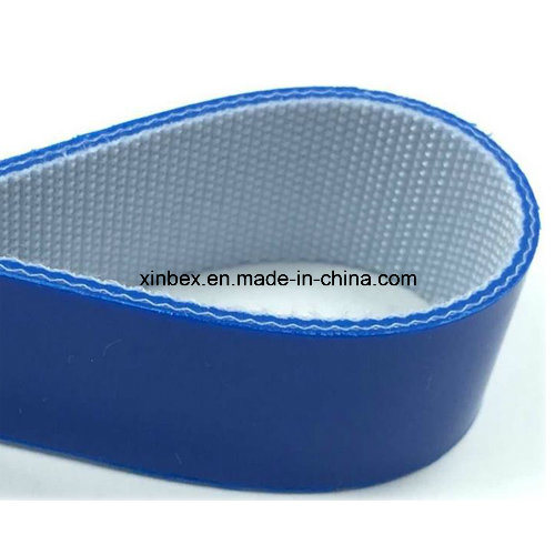 PU Blue Food Grade 2ply Conveyor Belt