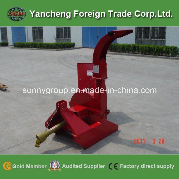 High Quality Low Cost Wood Chipper with Ce Certificate