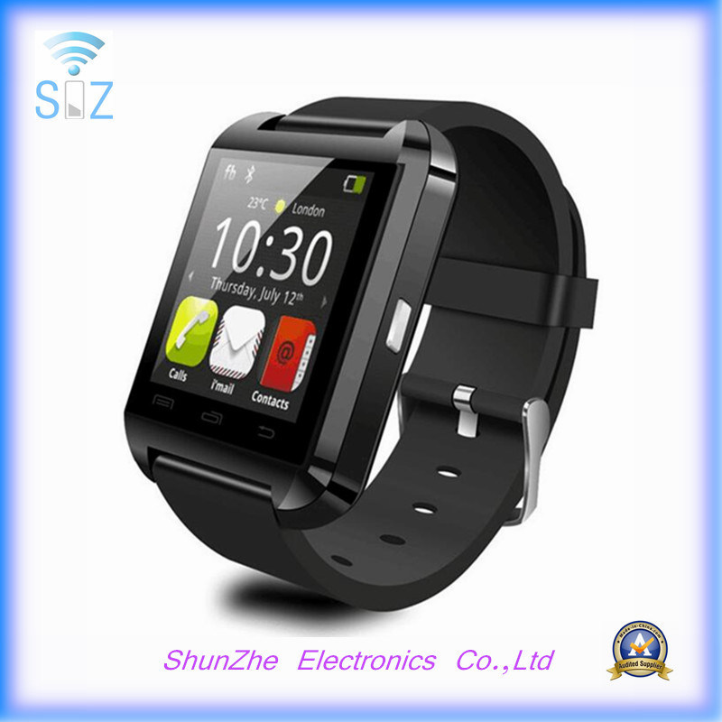 Multi-Function Bluetooth U8 Phone Call Fashion Alarm Clock Andriod Smart Watch