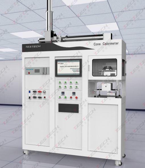 Cone Calorimeter Heat Release Test Machine, ISO 5660 (FTech-ISO5660A)